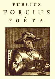 Anonymous - Publius Porcium, Poet