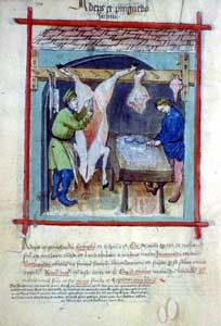 Tacuinum Sanitatis - The Bacon Merchant