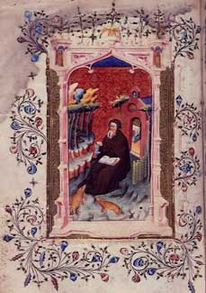 Master of the Beaufort Saints - St. Anthony
