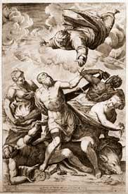 Luca Bertelli - Temptation of St. Anthony