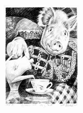 Tarleton Blackwell - Morning Tea II