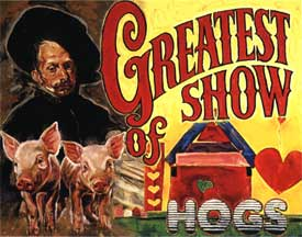Tarleton Blackwell - The Greatest Show of Hogs III
