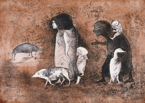 Leonora Carrington - Argument