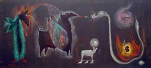 Leonora Carrington - Pig Pig Bite Snake