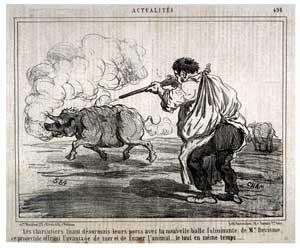 Cham - Actualites: Les charcutiers tuant...