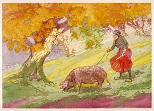 John Wesley Cotton - Truffle Hunters