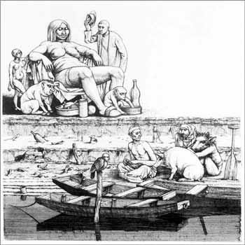 Rékassy Csaba - XIV Ulixes és Circe