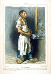 Honoré Daumier - Le Charcutier