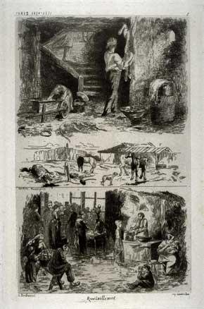 Léopold Desbrosses - Revitaillement