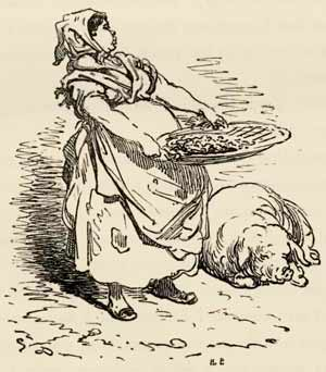 Gustave Doré - Lady Dulcinea del Tobasco