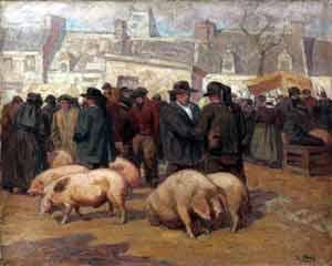 Lionel Floch - Marché Breton Aux Cochons