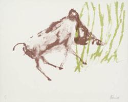 Elisabeth Frink - Small Boar