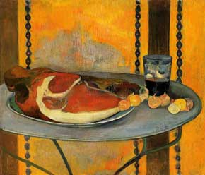 Paul Gauguin - The Ham