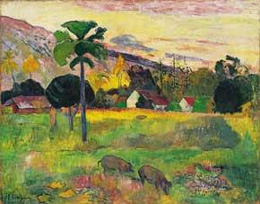 Paul Gauguin - Haere Mai