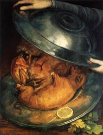 The Cook by Arcimboldo