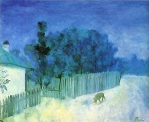 Mikhail Larionov - Twilight