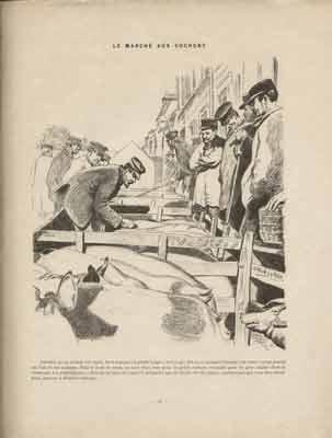 Alfred Le Petit - Le marché aux cochons #6