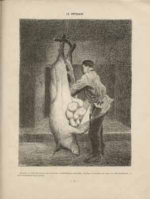 Alfred Le Petit - Le dépecage #2
