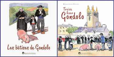 Marguerite Paulet - Gondolo stories