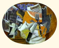 Pablo Picasso - Tavern