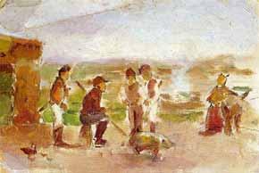 Pablo Picasso - Country Scene