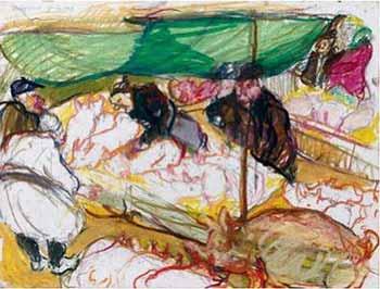 Moreno Pincas - Bretagne, marché aux cochons