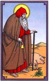 Robert M. Place - IX — St. Anthony of Egypt — The Hermit