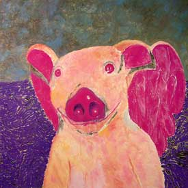 Stan Rice - The Flying Pig