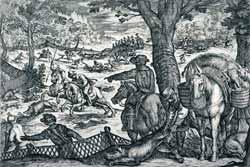 Antonio Tempesta - Boar Hunt