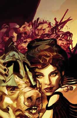 Greg Tocchini - Cover Art: Circe and Pigs